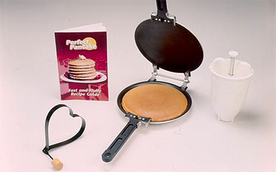 The Perfect Pancake? Not really.