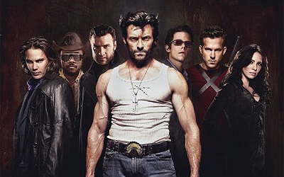 Wolverine! (and some other people)